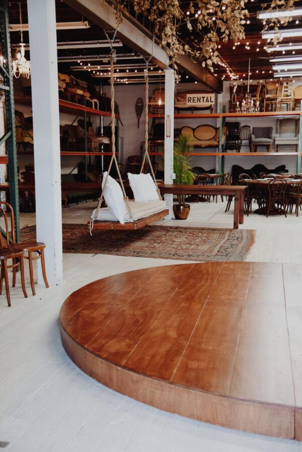 Upholstery + Borrow Builds